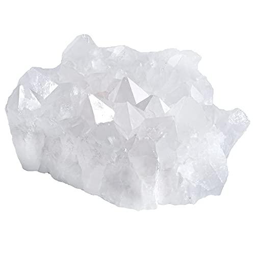 Amogeeli Natürlicher Bergkristall...