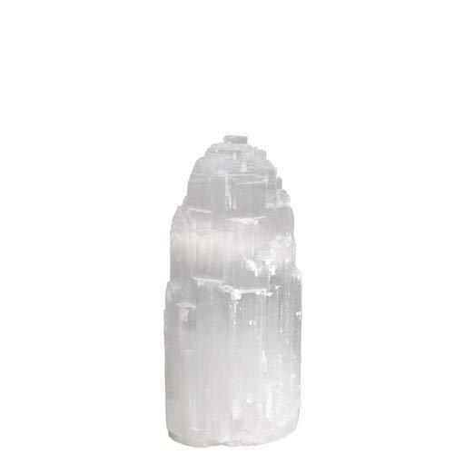 Selenite Tower/Mountain-Angels Reiki Crystal Healing Meditation