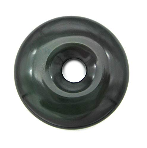 Amaryllis Donut Regenbogen-Obsidian 40 mm