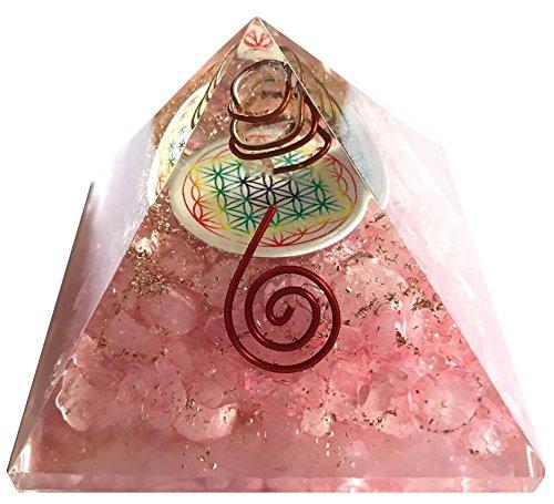 Orgonit Pyramide Blume des Lebens...