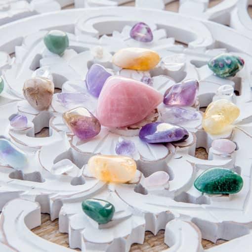 Warum Trommelsteine besondere Heilsteine sind