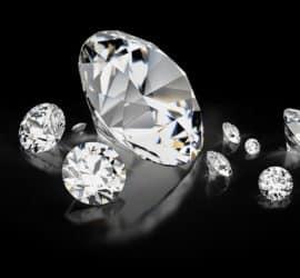 Diamanten als Heilsteine – welche Wirkung hat der König der Edelsteine?