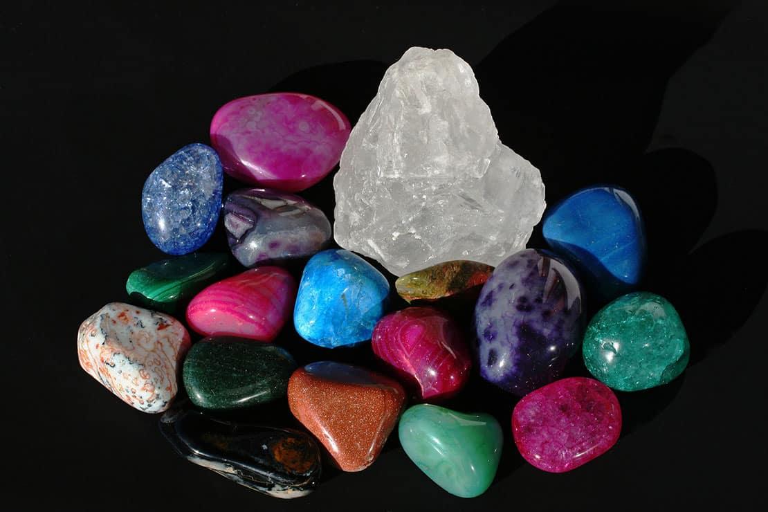 Gefährliches Heilsteinwasser – diese Steine sind ungeeignet